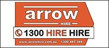 4. Arrow Hire Logo